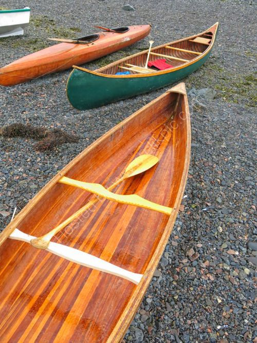 Wooden Boat Festival in Homer.