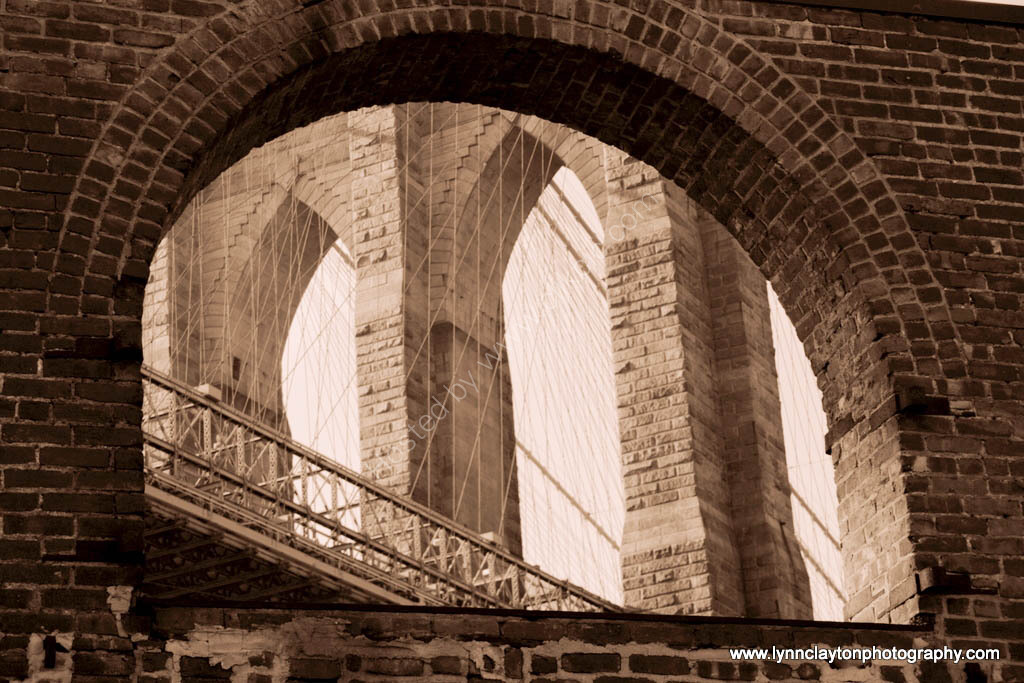 Brooklyn bridge NY