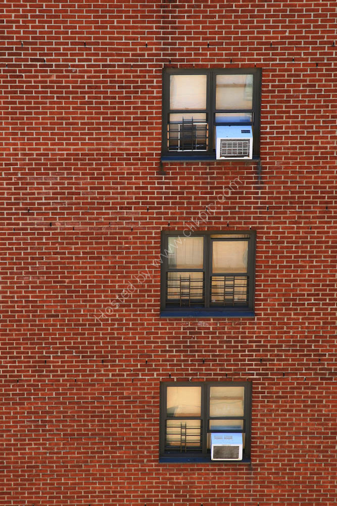 Manhattan windows