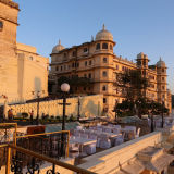 Hotel in the City Palace Complex - Udaipur
