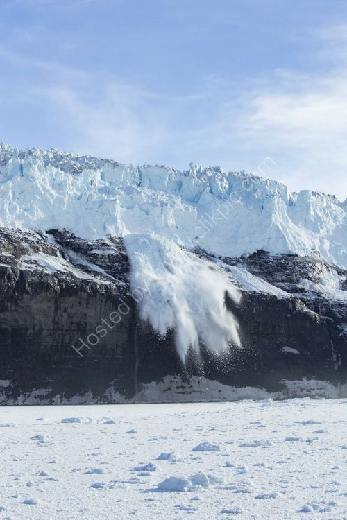 Maghna dan Glacier