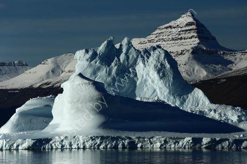 Pavalova looking Iceberg, Scoresby Sound