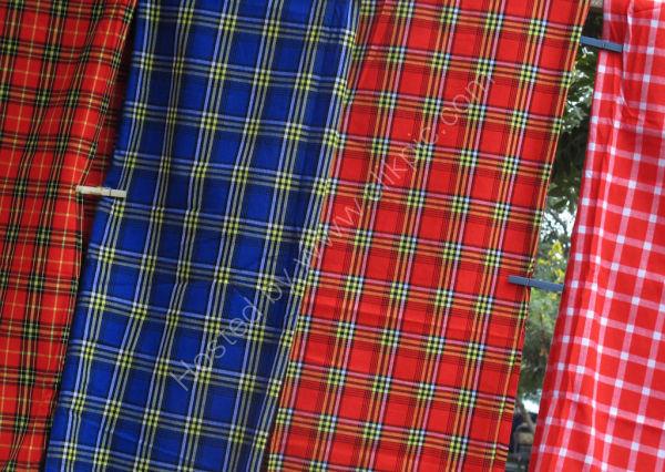 Masai Blankets
