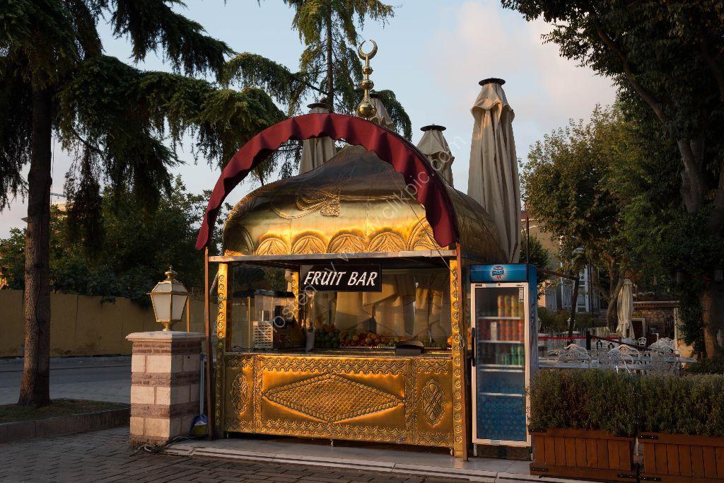 Coffee stop  Istanbukl