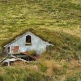 "old ""Turf"" house- Iceland"