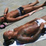 Bodies, Cinque Terre, Italy