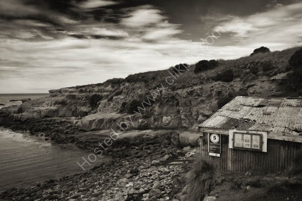 Coastal shed  North Otago