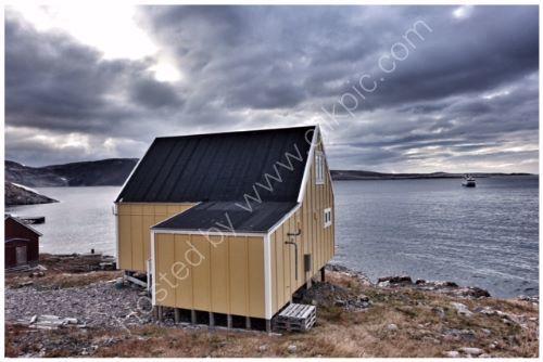 Ittoqqortoomiit Inuit Village, Scoresby Sound