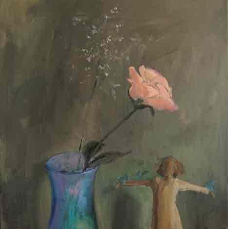 love, it is a flower