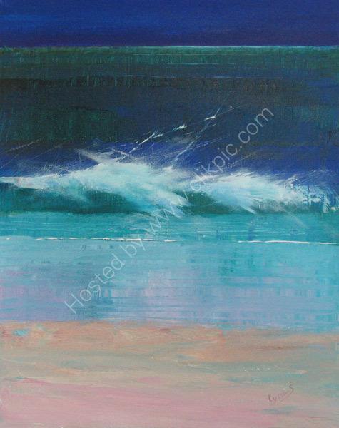 blown wave