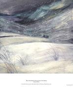 biting wind painted a snowcoat down Glen Docherty
