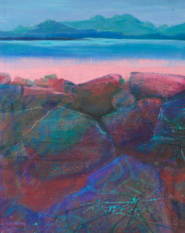 electric rock, Wester Ross
