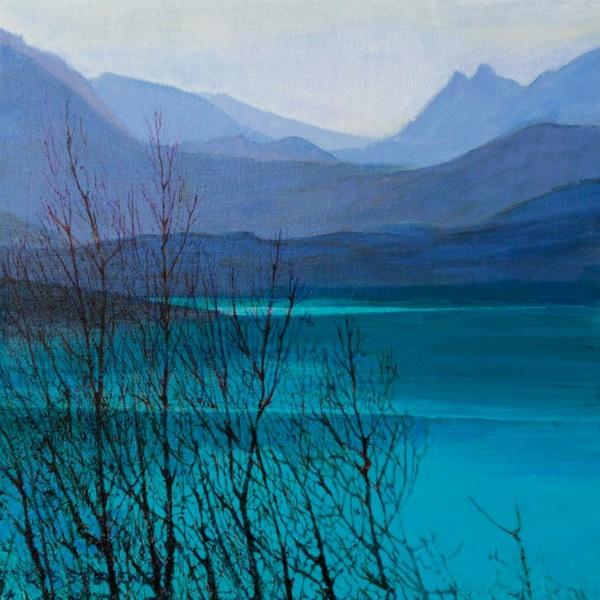 layers of light, Loch Gairloch