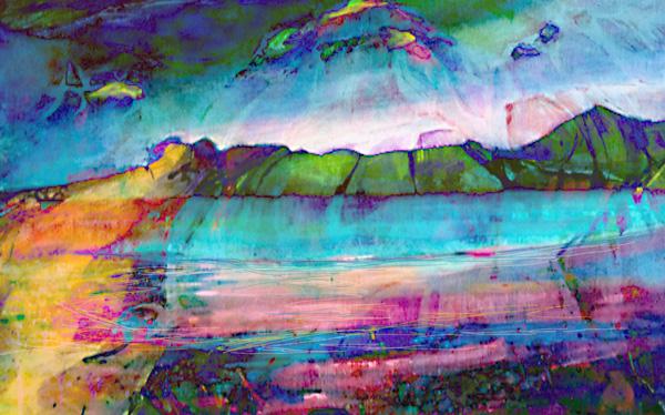 rainbow soak