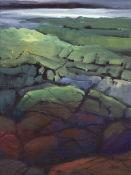 rhythm in the rocks, Mellon Charles