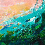 sea splashes