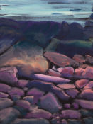 the pink rock, Mellon Charles