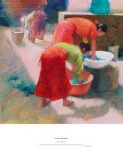 wash day, Kathmandu