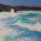 winter waves, Loch Gairloch