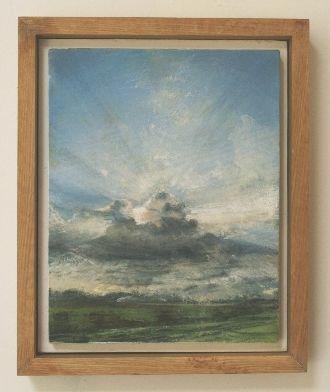 Aldringham Sky Late Sun (SOLD)