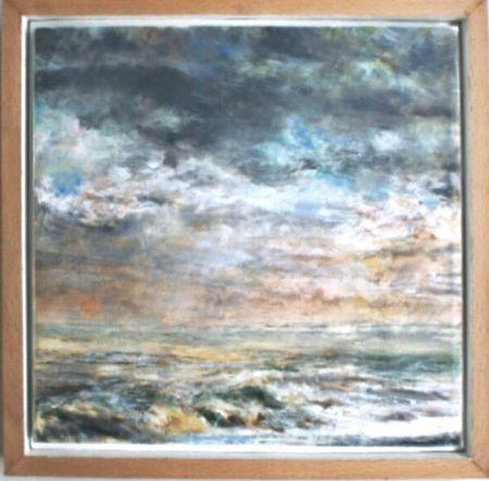Aldeburgh Beach (oil)