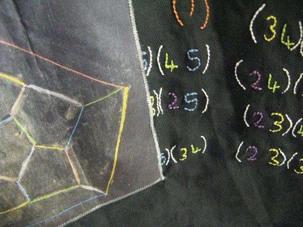 blackboard detail
