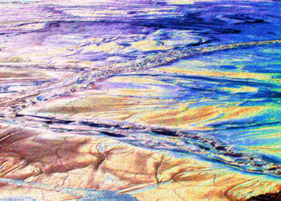 Metal salt marshes  [digital print 2008, edition of 1]