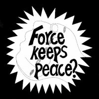 Force keeps peace