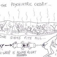 Psychiatric Cesspit