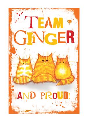 Team Ginger!