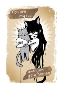 You are my cat