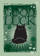 Good Luck Kitty