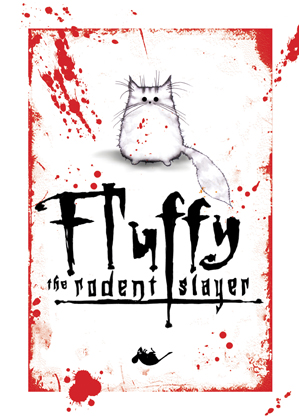 Fluffy, The Rodent Slayer