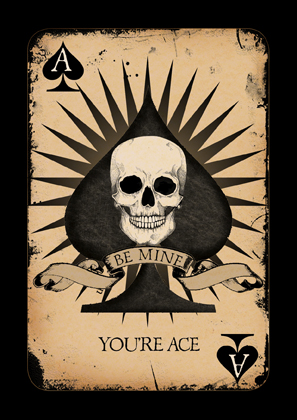 You're Ace.
