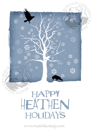 Happy Heathen Holidays