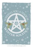 Winter Solstice card