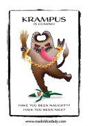Krampus card