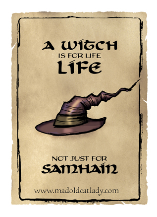Witch For Life