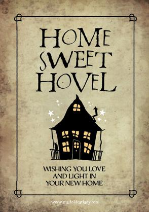 Home sweet Hovel