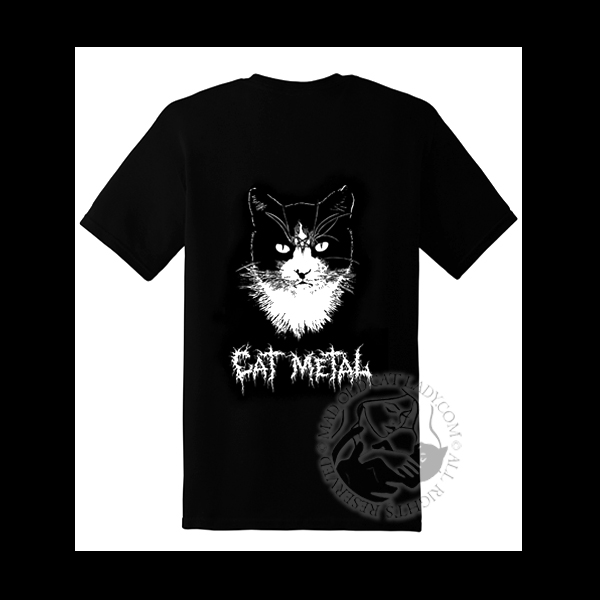 Cat Metal Mens