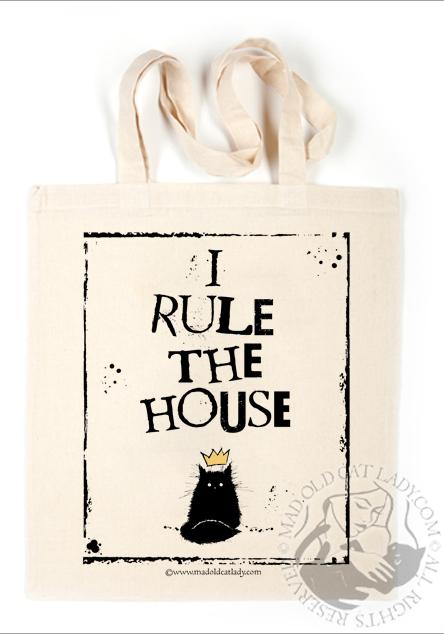 I rule the house