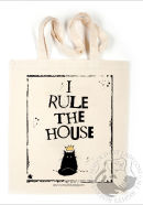 I rule the house