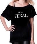 LADIES FERAL T-SHIRT