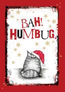 Bah! Humbug (grey)
