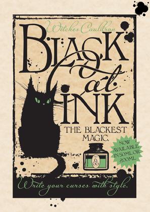 Black Cat Ink