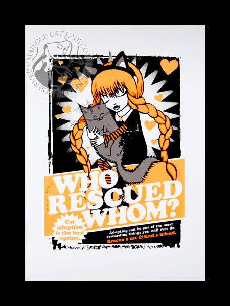 Who rescued whom? (orange) (approx 280x400)