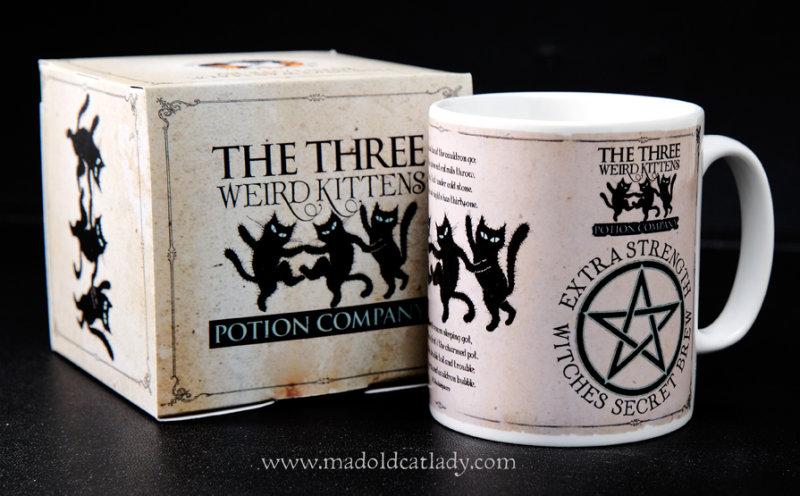 Witches Brew ceramic mug