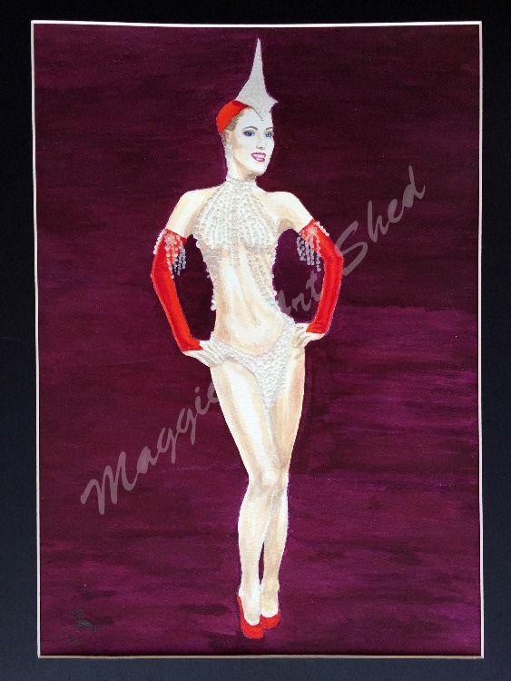 Escape From Reality 2 (Moulin Rouge Show Girl)