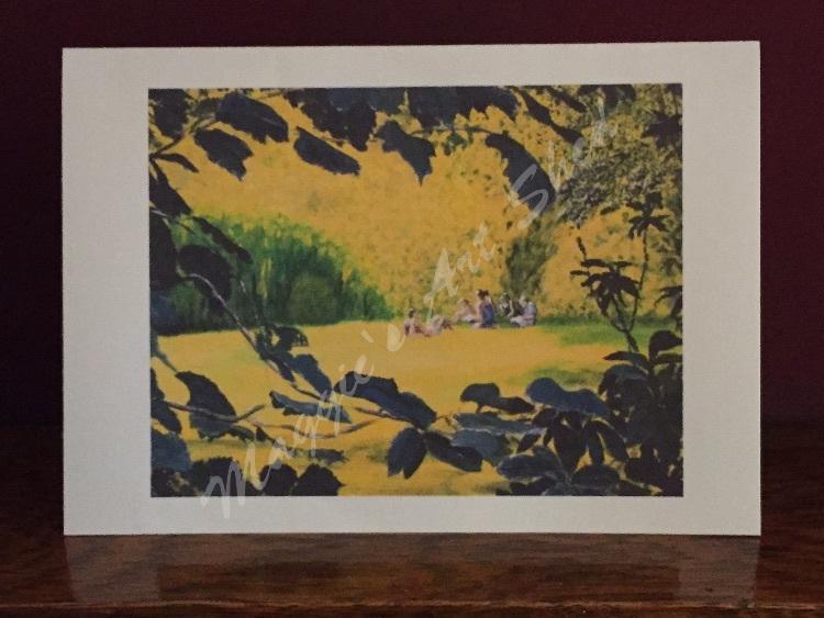 In The Tiergarten Card