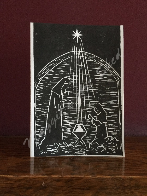 Nativity Card